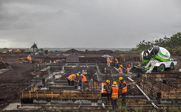 土建工程施工