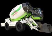 水泥罐车与水泥搅拌车一样的操作吗?